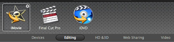 how to open a wmv file on imovie