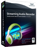 Streaming Audio Recorder - box