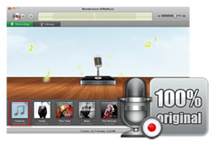 Audio Recorder for Mac, Audio Recorder Mac - Record audio 100% quality