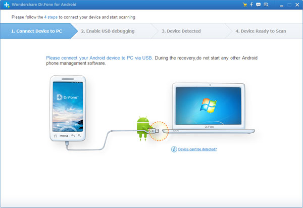 The Best Android smartphone data recovery.