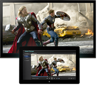 transfer PC HD Movie to TV with ChromeCast, Tablet HD Moive to TV