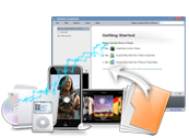 ImToo iPod to computer transfer for Mac, iPod Computer Transfer, Manage your iTunes on Mac