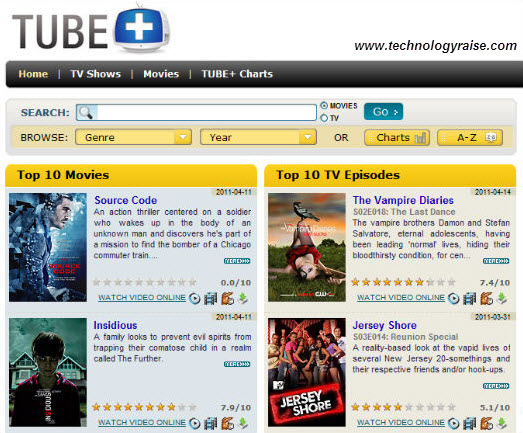sites with free movies to download
