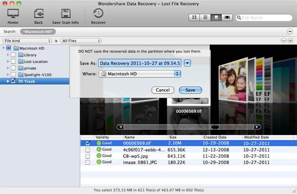 Recover Deleted Files From Mac Trash - Recover Trash Mac