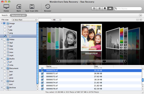 Camera Card Recovery, Recover Photos from Camera Memory Card - Preview and Recover