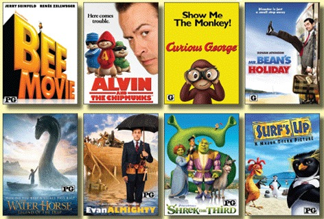 Here are a few sites where you can download free movies; they are all free, ...